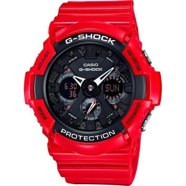 Часы Casio G-Shock GA-201RD-4A