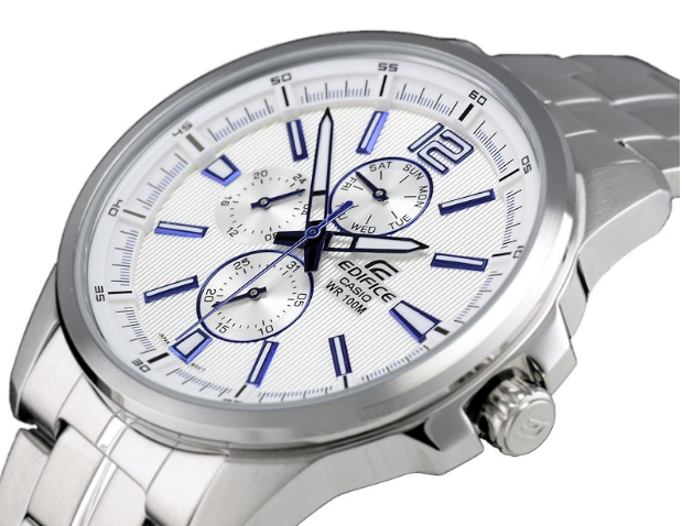 Часы Casio Edifice EF-343D-7AER